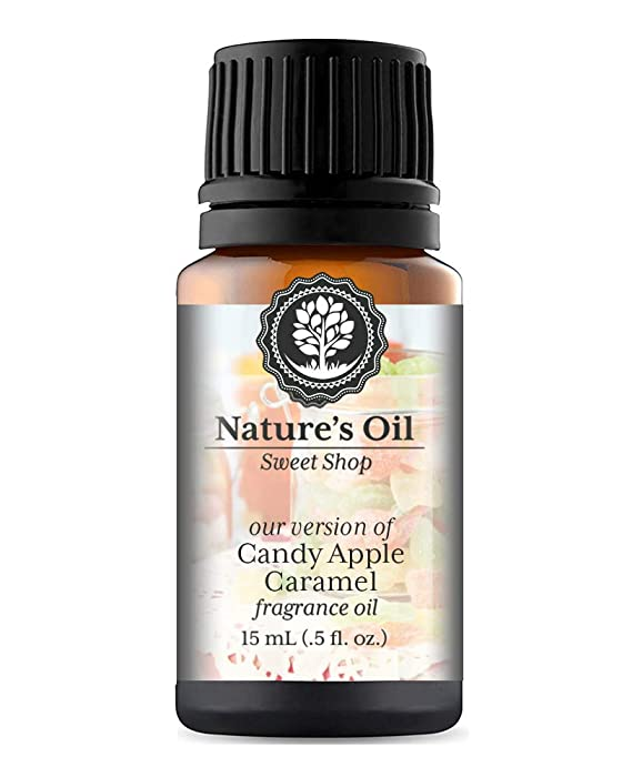 The Best Carmel Apple Oil