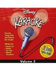 Disney: Karaoke Vol.2 / Various