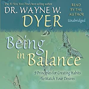 Being In Balance Audiobook