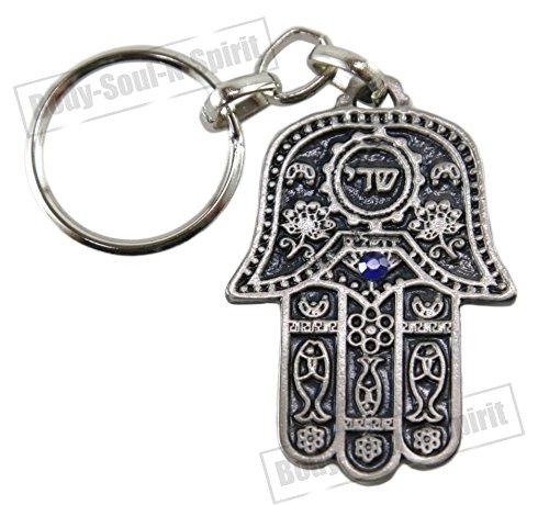 Hamsa Keychain - 1