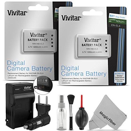 en el5 battery charger kit