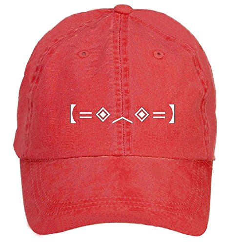 CHENGXINGDA Janitor Robinson Worlds Logo Cotton Washed Baseball Cap One Size ColorName Hats Caps