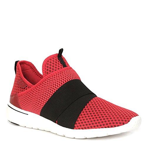 Gbx Astoria Mens Sneaker Rosso