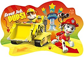 Ravensburger 06934 Paw Patrol 4 Large 10//12//14 and 16 Piece Shaped Jigsaw Puzzle