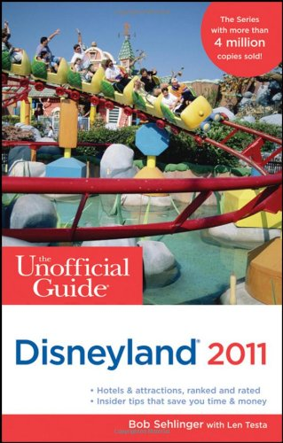 The Unofficial Guide to Disneyland 2011 (Unofficial - Shopping Hollywood Near