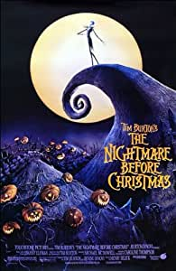 Movie Posters Direct - Póster, diseño de Pesadilla antes de Navidad