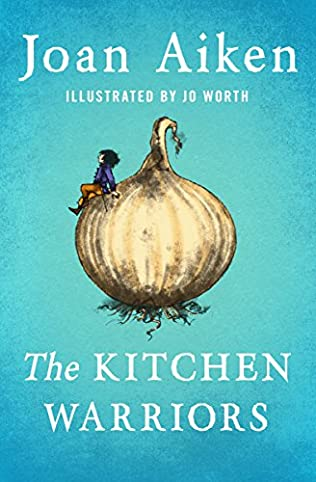 book cover of The Kitchen Warriors