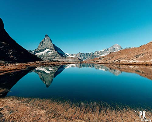 Matterhorn Photograph | Framed Photo | Zermatt, Switzerland Photography | Wall Art Print