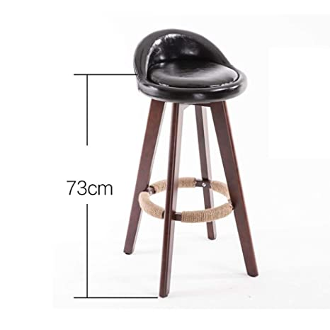 Incredible Amazon Com Ttd Aglzwy Bar Stools Dining Chairs Ibusinesslaw Wood Chair Design Ideas Ibusinesslaworg