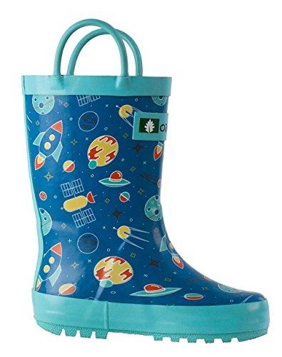 rain boots girls size 2 - 6