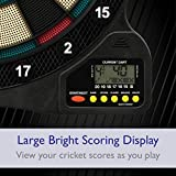 Fat Cat 727 Electronic Dartboard, Easy To Use
