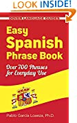 #6: Easy Spanish Phrase Book NEW EDITION: Over 700 Phrases for Everyday Use (Dover Language Guides Spanish)