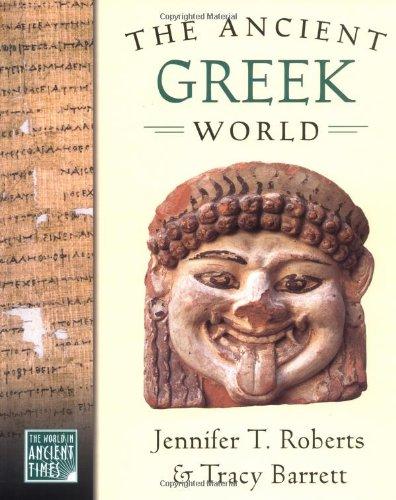ancient greek world - 1