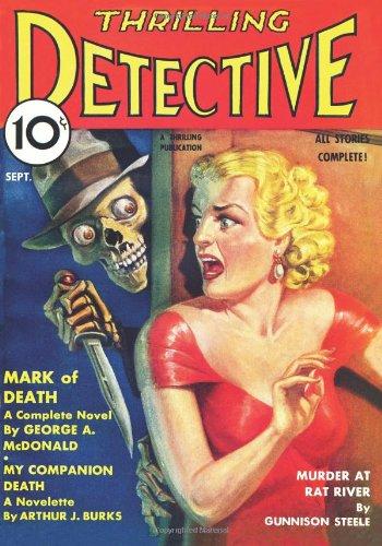 Thrilling Detective - 09/35: Adventure House Presents: