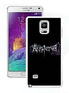 Fahionable Custom Designed Samsung Galaxy Note 4 N910A N910T N910P N910V N910R4 Cover Case With Affliction 1 White Phone Case