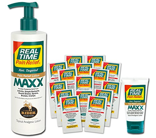 (Real Time Pain Relief MAXX, Convenience Pack)