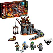 LEGO NINJAGO Journey to The Skull Dungeons 71717 Ninja Playset Building Toy for Kids Featuring Ninja Action Fi