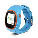ASHATA Kids Smart Watch Phone, GPS Tracker Smart Wrist Watch for 3-12 Year Old Boys Girls with Fast...