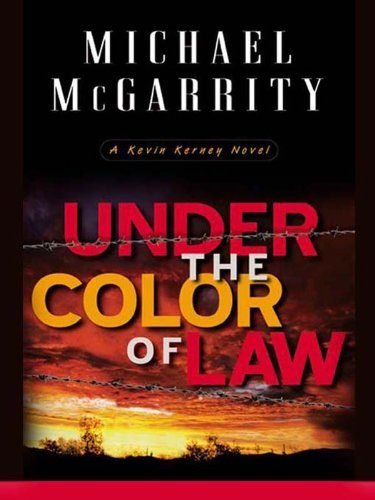 Amazon Com Under The Color Of Law Kevin Kerney Novels Series Book