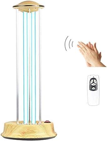 Inducción Inteligente Lámpara Ultravioleta Germicida Lámpara De ...
