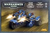 Games Workshop Warhammer 40k Space Marine Attack Bike