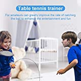 Table Tennis Trainer with Elastic Soft