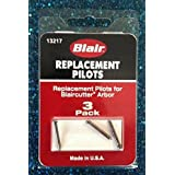 BLAIR (3) Replacement Pilots for Blaircutter Arbor - 13217 by Blair