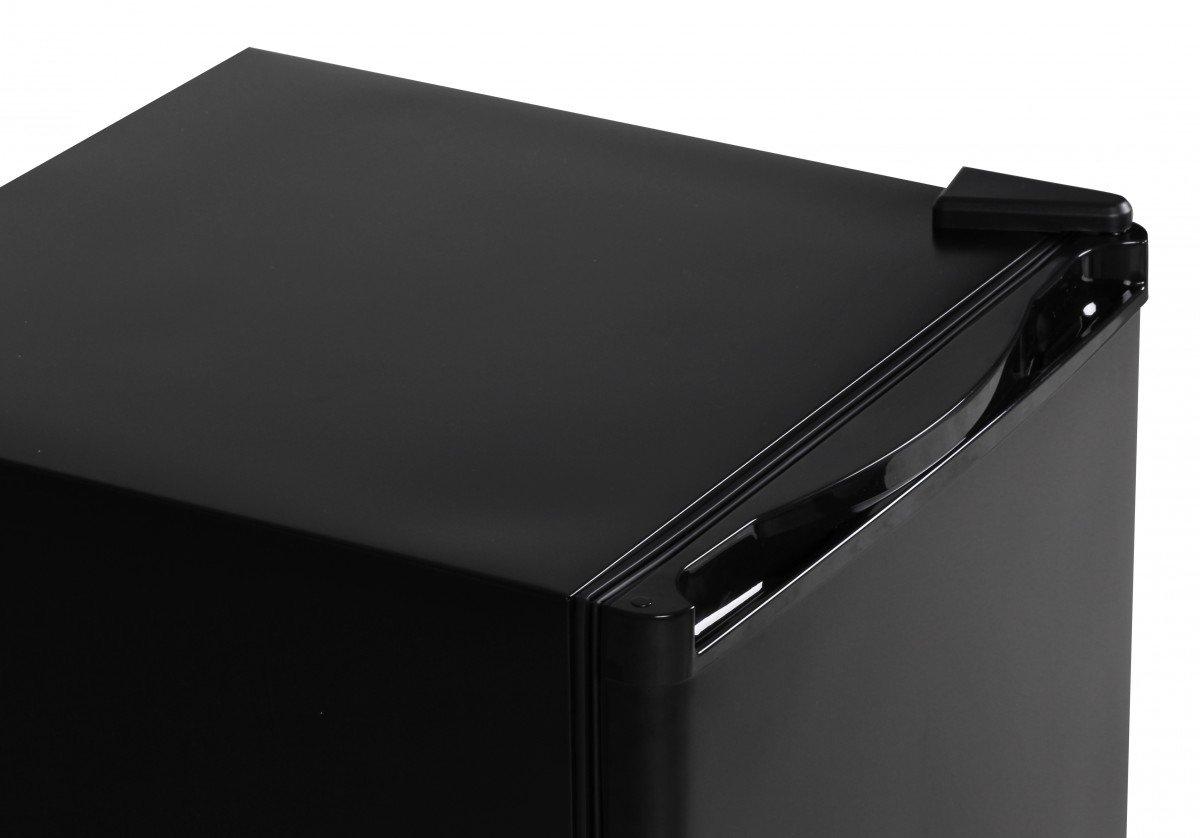 Mini Kühlschrank Für 1 Liter Flaschen : Finebuy mini kühlschrank 46 liter minibar schwarz