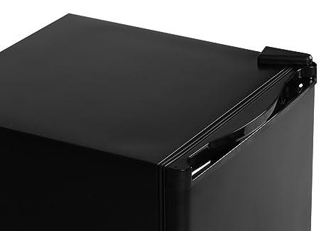 Amstyle mini nevera 46 litros minibar Negro mini nevera peque-a ...