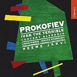 Prokofiev: Ivan the Terrible - Concerto Scenario by Chandos (2009-08-25)