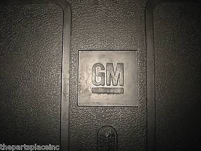 The Parts Place General Motors GM X Body Original Floor Mat Set - Black
