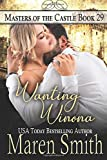 Wanting Winona: A Contemporary Daddy Dom Romance (Masters of the Castle)