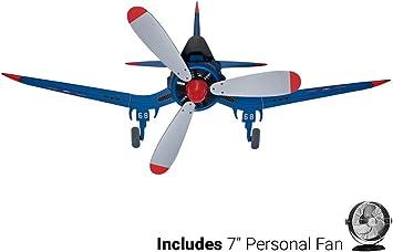 Hunter avión Ventilador de techo 59031 48