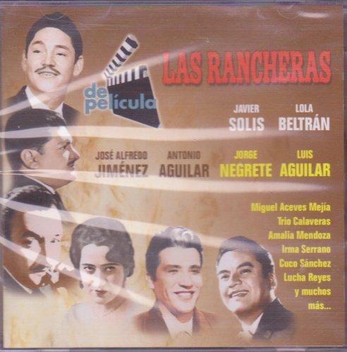 Las Rancheras ''Los Mejores Temas Del Cine Mexicano''