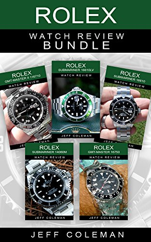 Rolex Watch Review Bundle (Watch Jewelry Review)