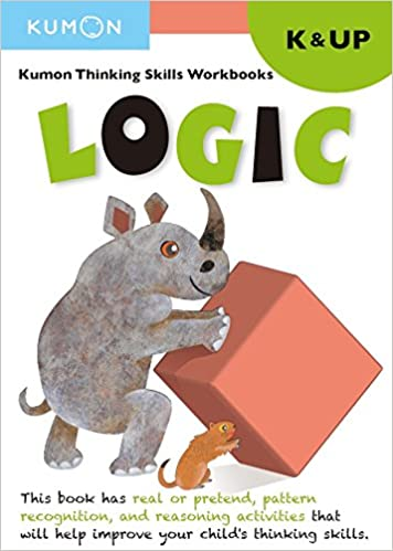 Kindergarten Logic (Thinking Skills) (Thinking Skills Workbooks ...