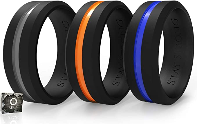 Men Silicone Exercise Band NMM19