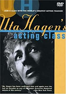 Respect for acting uta hagen angele masters haskel frankel uta hagens acting class the dvds fandeluxe Gallery