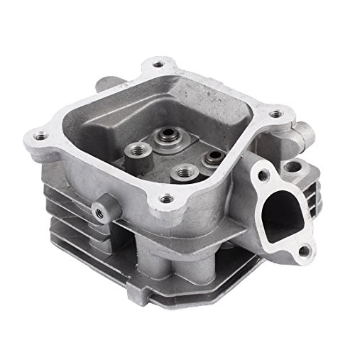 [uxcell Generator Cylinder Head Assembly 168 Gasoline Engine 5.5 6.5 HP 168F] (Generator Head Assembly)