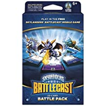 Skylanders Battlecast Spyro/Snap Shot/Stormblade Battle Pack - 22 Cards
