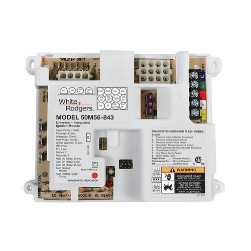 White-Rodgers 50M56U-843 White Rodgers Universal Integrated Control