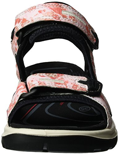 Sport Offroad Damen Outdoor amp; Ecco Sandalen Blush Orange 1255coral Zqvz1wn