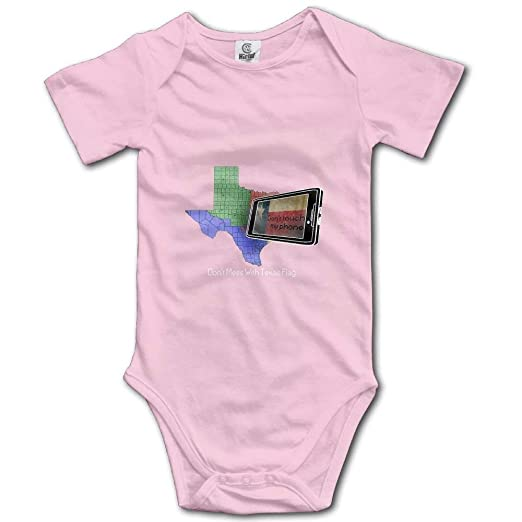 03920f7d9 Amazon.com  Don t Mess with Texas Unisex Baby Bodysuit Cotton Infant ...