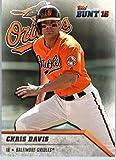 2016 Topps Bunt #44 Chris Davis Baltimore Orioles Baseball Card-MINT