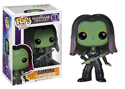 Funko POP Marvel: Guardians of The Galaxy - Gamora Vinyl Bobble-Head Figure