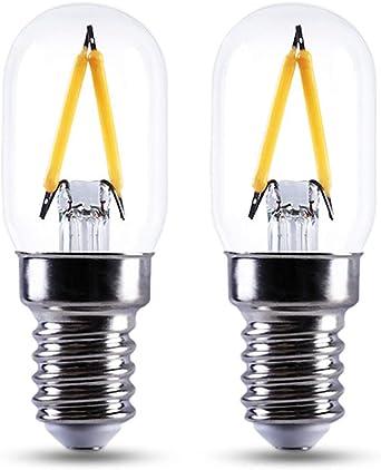 1.5W E14 LED 12V 24V ACDC, Blanc Chaud 2700K, 150LM, 360