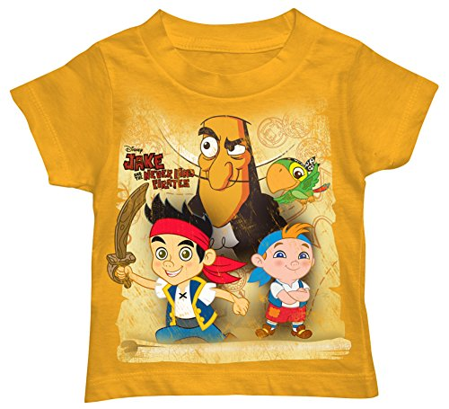 Toddl (Jake And The Neverland Pirates Shirts)