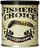 Fisher's Choice: Super Worms, 70 g / 2.4 oz