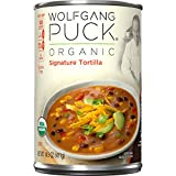 Wolfgang Puck Organic Signature Tortilla Soup, 14.5 Ounce (Pack of 12)
