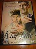 Miss Julie (1950) / region free DVD / Audio: Swedish / Subtitle: English, Chinese / Actors: Anita Bjork, Palme, Von Sydow, Anders Henrikson / Directors: Alf Sjoberg / Run Time: 90 minutes